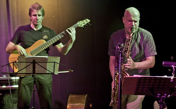 Thomas Bachmann Group bei der Jazzinitiative Mainz
