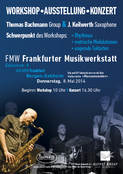 Keilwerth - Workshop - FMW 2014