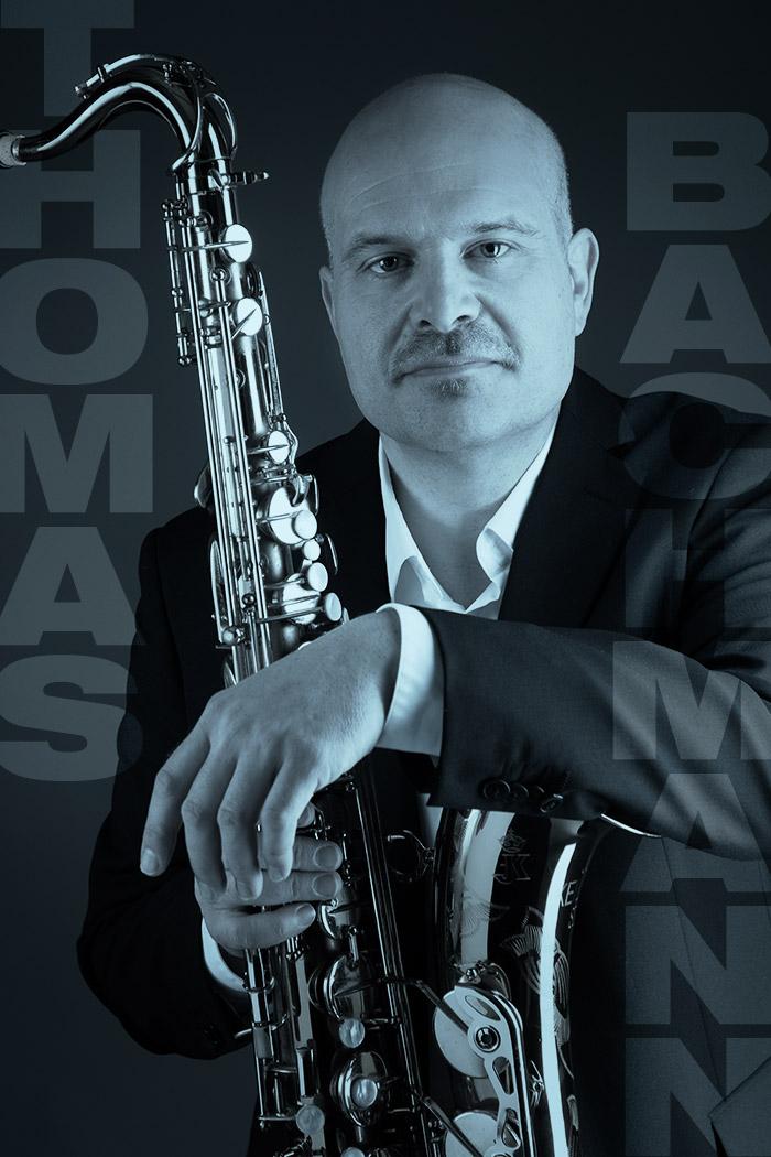 Thomas Bachmann - Saxophonist